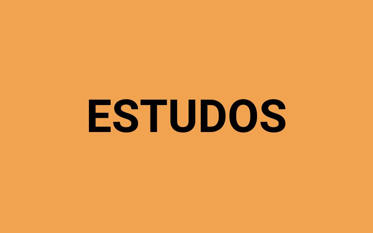 BOTÃO ESTUDOS