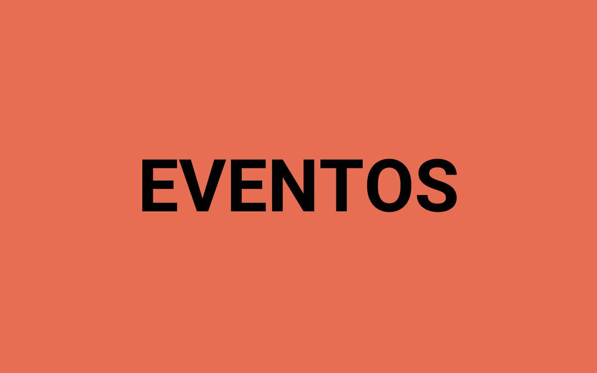 BOTÃO EVENTOS