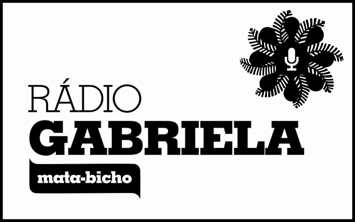 BOTÃO RÁDIO GABRIELA