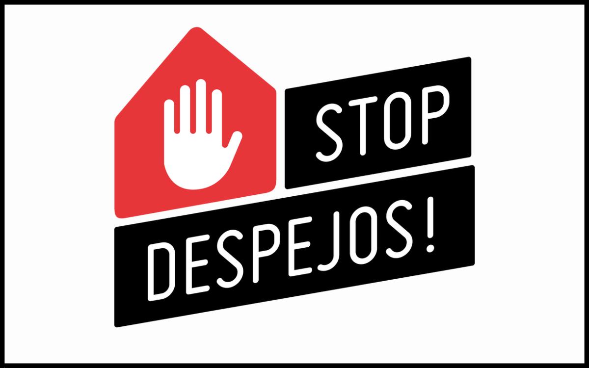 BOTÃO STOP DESPEJOS