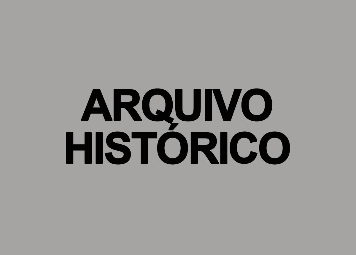 BOTÃO ARQUIVO HISTÓRICO